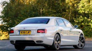 Bentley Flying Spur V8 S - rear static