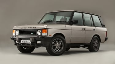 Range Rover Chieftain - front