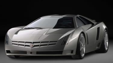 Cadillac Cien - front