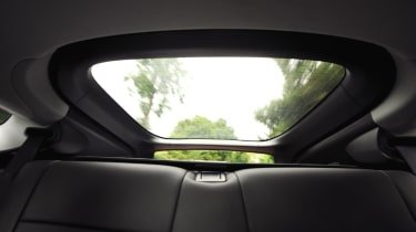 Honda CR-Z rear visability