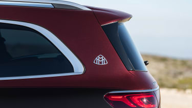 Mercedes-Maybach GLS - side detail