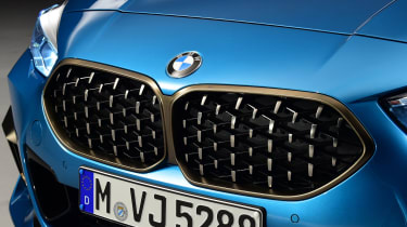 BMW 2 Series Gran Coupe - grille studio