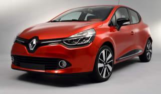 Renault Clio front three-quarters