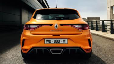 Renault Megane RS - full rear