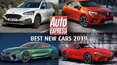Best new cars 2019 - header