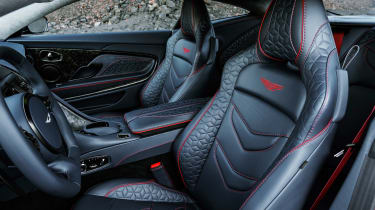 Aston Martin DBS Superleggera - interior
