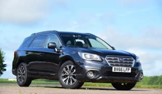 Used Subaru Outback - front