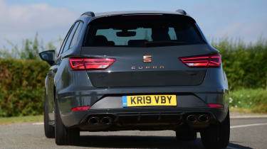 SEAT Leon Cupra R ST ABT - rear cornering