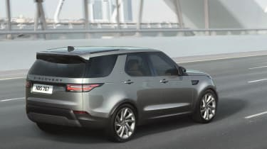 Land Rover Discovery 2017 - first edition rear