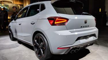 New Cupra Ibiza - rear