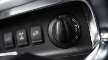 Mercedes X-Class review - off road