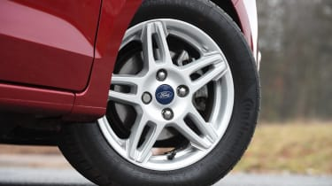 Ford Ka+ - wheel