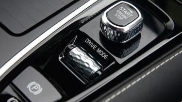 Volvo S60 - control