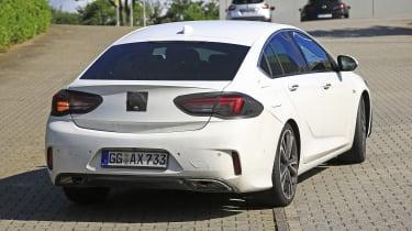 Vauxhall Insignia Grand Sport - spyshot 6