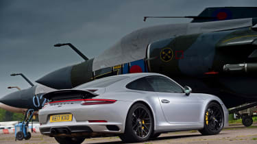 Porsche 911 GTS - rear static