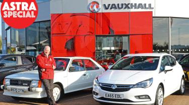 Vauxhall Astra super-salesman
