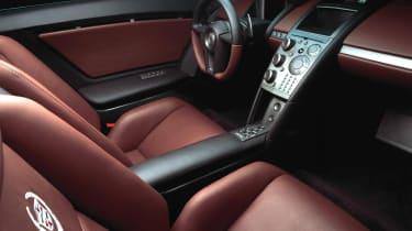 Cadillac Cien - interior