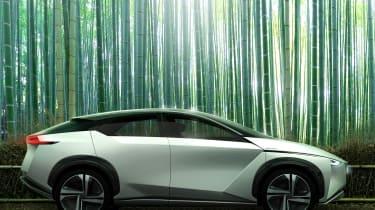 Nissan IMx concept - side