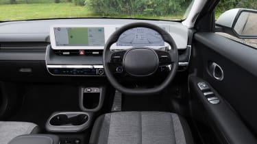 Hyundai Ioniq 5 RWD - dash