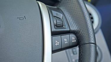 MG6 steering wheel