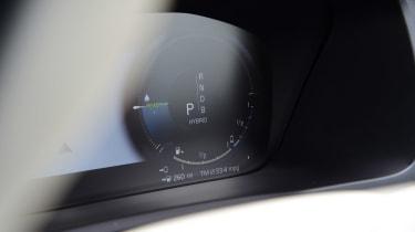 Volvo XC60 T8 - dials