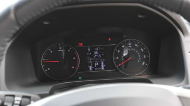 SsangYong Musso long term review - dials