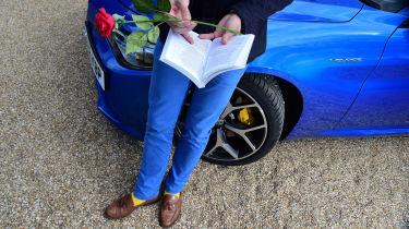 Long term review - Alfa Romeo Giulia - Batch reading