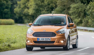 Ford Ka+ 2016 - front tracking 3