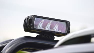 Nissan Navara Trek-1° 2017 light