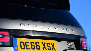 Land Rover Discovery Mk5 - rear detail