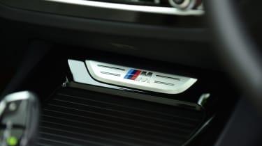 BMW X3 M40i - M badge
