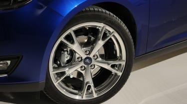 Ford Focus 2014 facelift alloys