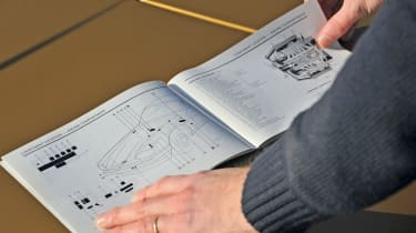Inspect the logbook