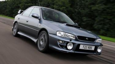 Subaru Impreza WRX STI front