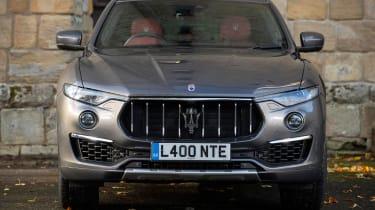 Maserati Levante GranLusso - full front