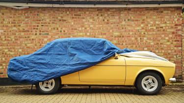 Supertex Luxury Semi-Tailored Indoor CarCover