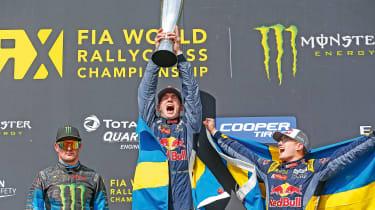 Timmy Hansen - motorsport review 2019