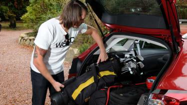 Renault Megane Sport Tourer boot