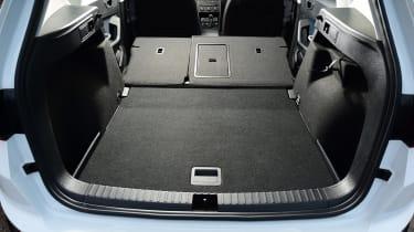 SEAT Ateca 1.2 TSI 2017 - boot seats down