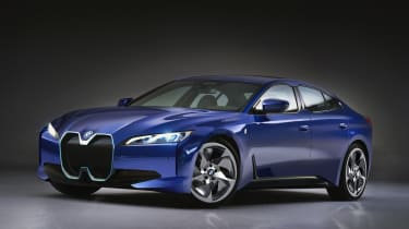 BMW i4 - exclusive image Avarvarii