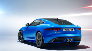 Jaguar F-Type British Design Edition - rear