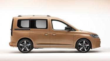2020 Volkswagen Caddy - side
