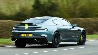 Aston Martin Rapide AMR - rear action