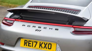 Porsche 911 GTS - rear detail