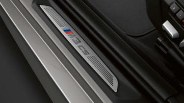 BMW M3 CS - sill