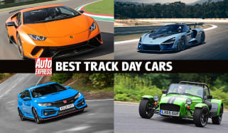 Best track day cars - header