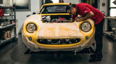 Ferrari Classiche - body