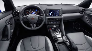 Nissan GT-R 50th Anniversary Edition - studio dash
