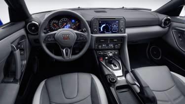 Nissan GT-R 50th Anniversary Edition - studio dash