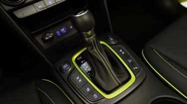 Hyundai Kona studio - transmission